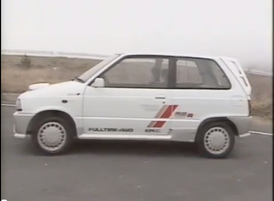 Suzuki Alto Works RS-R CC72