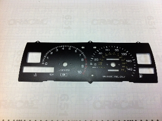 AE86 Trivia Torparts 10k gauge cluster overlay
