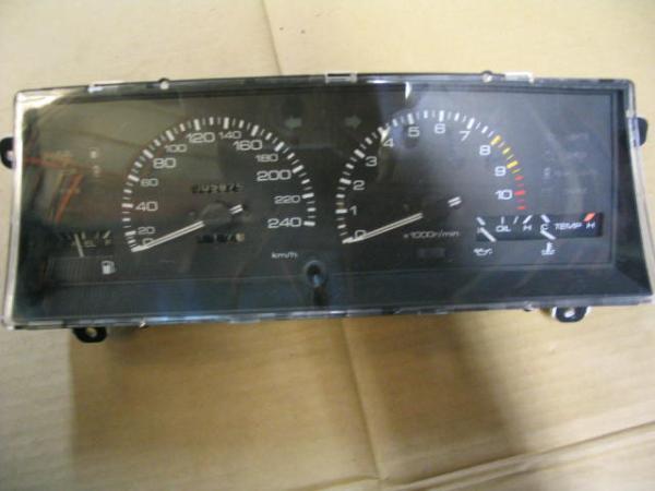 AE86 Trivia TRD AE86 10k rpm gauge cluster