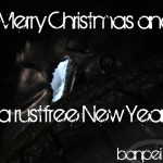 Merry Christmas and a rustfree New Year!