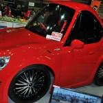 TAS 2013: Life sized Choro Q Toyota 86