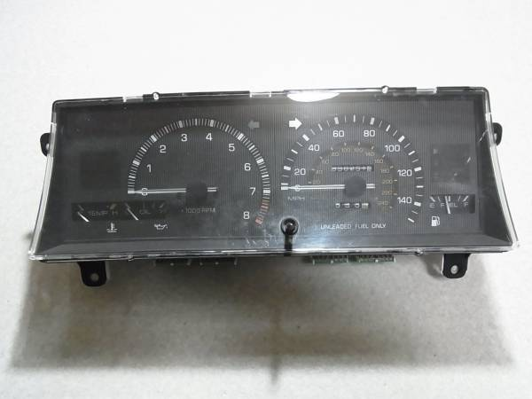 Reverse Fetish: USDM AE86 Gauge cluster for sale on Auctions Yahoo