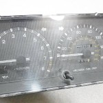 Reverse Fetish: USDM AE86 Gauge Cluster at Auctions Yahoo!