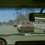 Thrilling Celica RA40 at Bathurst in 1980