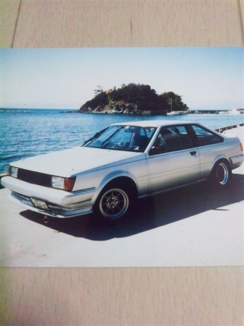Family Album Treasures: Carina GT-TR coupe TA63