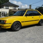 Carina Sightings: Yellow Carina GT AA63 that is NOT for sale!