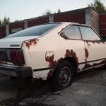 Rustoseums: Nissan Violet SSS