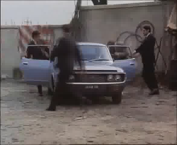Toyota Kujira (whale) Crown MS60 in The Persuaders!