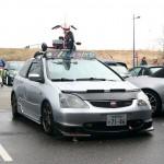 WW Kick-off 2013: Dual FWD Honda Civic EP