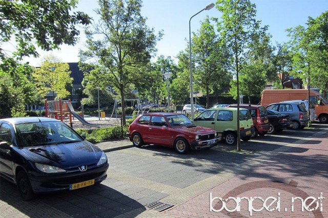 Down on the Street: Honda Civic Mk1