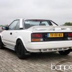 JAF 2013: Eagle white MR2 AW11