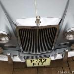 Ebay treasures: fancy a Mitsuoka taxi?