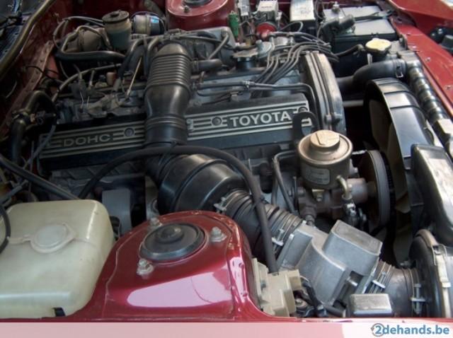 WTF: Toyota Celica Supra MA62 cabrio