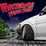 HaCHiRoCK FESTA 2013