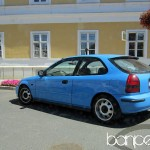 Down on the Street: last Hungarian Honda Civic EK