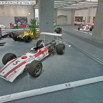 Brilliant: Honda Museum in Google Streetview
