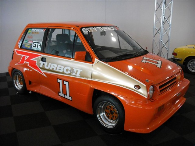 Random picture: Honda City Turbo II race car
