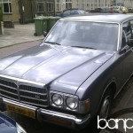 Down on the Street: Toyota Crown MS85 it's Friday!