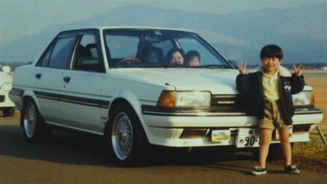 Family Album Treasures: Toyota Carina GTi16 AT140