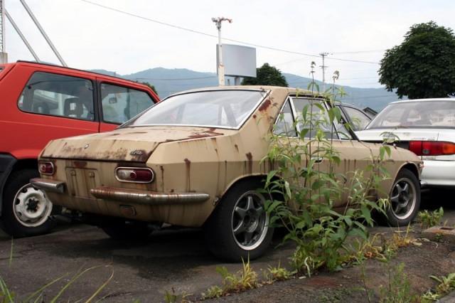 Japanese Rustoseums: Nissan Silvia CSP311