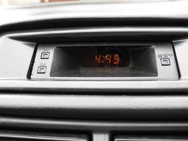 Toyota Sprinter Trueno AE86 Black Limited Digital Clock