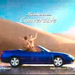 Commercial Time: Nissan Silvia Varietta convertible