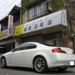 Sanctuary: the Initial D Fujiwara Tofu shop (Haruna)