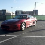 Down on the Street: Fast and Furious Toyota MR2 SW20