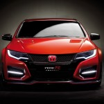Brilliant: the Honda Civic Type R Concept