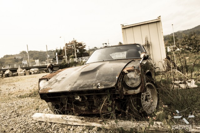 Japanese Rustoseums: Nissan 280Z