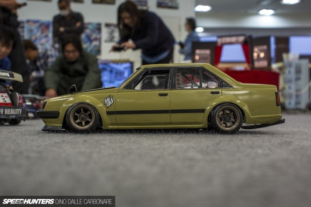 Carina Sightings: Carina AA63 RC speedhunters