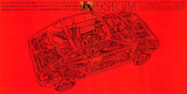 Cutaway Suzuki Front Coupe 1972
