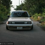 Carina Sightings: N-Style Toyota Carina AA63 at Speedhunters