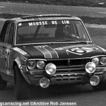 Webmining: Nissan 2000GT at Spa Francorchamps ETCC in 1972