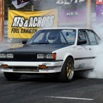 Carina Sightings: Toyota Carina TA63  drag racer