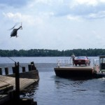 Webmining: Paul Newman Skyline on the Fort Gates Ferry in Floria