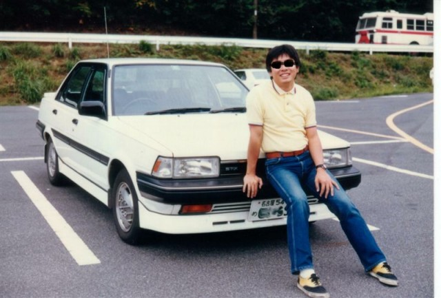 Family Album Treasures - Toyota Carina ED ST-X ST162