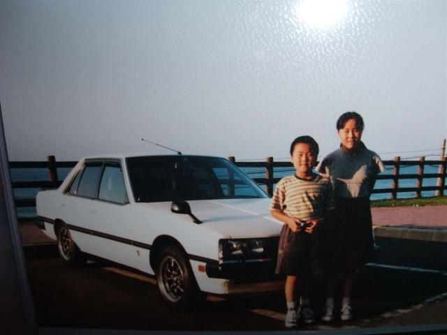 Family Album Treasures: Nissan Skyline DR30 running in the family