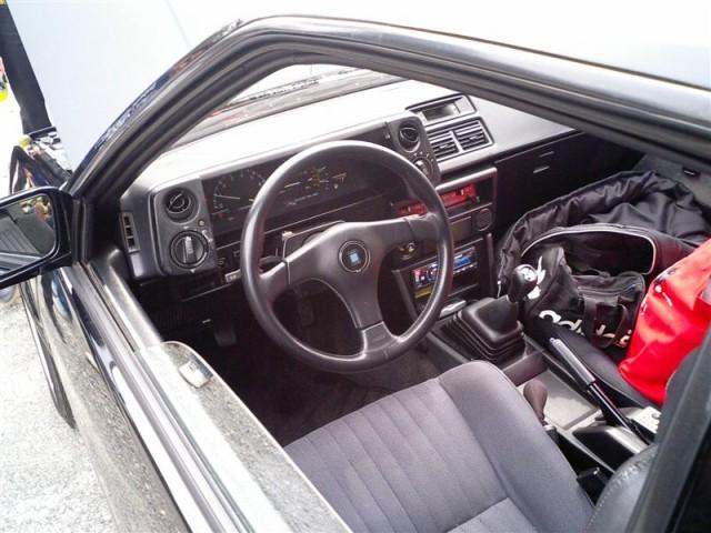 LHD Toyota Sprinter Trueno AE86