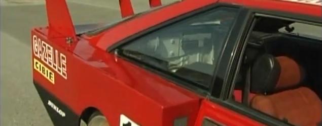 WTF: Tomica Nissan Gazelle S12 Super Silhouette replica