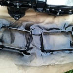 My Carina: Carina AA63 double headlights assembly part 1