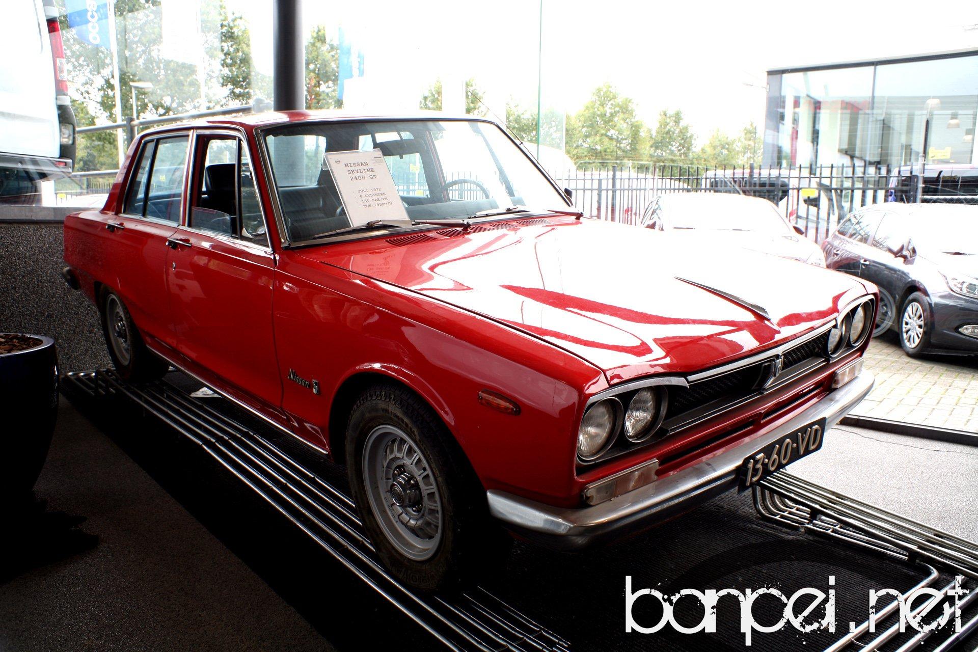 Nissan 2400gt hglc10 at garage denissen - Garage nissan mondercange ...