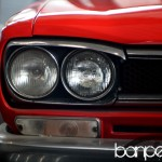 Car feature: Nissan 2400GT HGLC10 at Garage Denissen