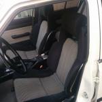 My Carina: Celica Supra seats upgrade