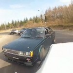 Carina Sightings: Devil Toyota Carina AA63 at NCML Drift
