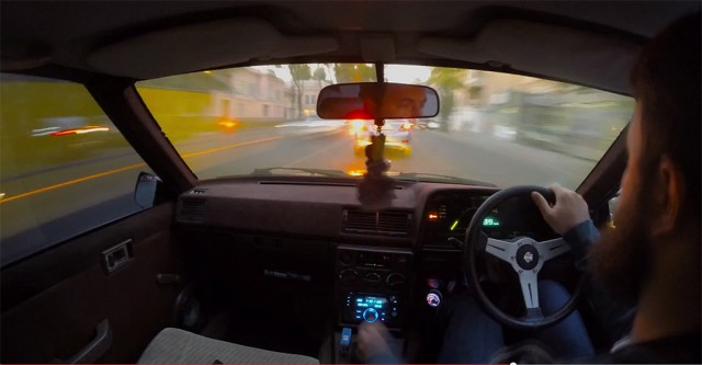 Carina Sightings: Ruslan's Toyota Carina AA60 coupe timelapse