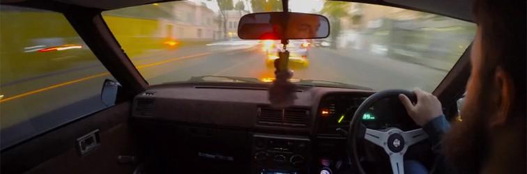 Carina Sightings: Ruslan's Toyota Carina AA60 coupe timelapse video