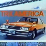 Commercial Time: Nissan Leopard TR-X America