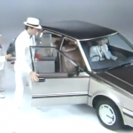 Commercial Time: Nissan Sunny and Stanza ad goof up