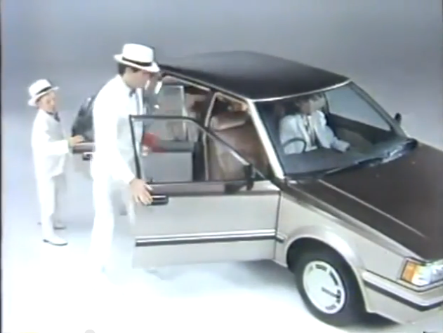 Commercial Time: Nissan Stanza T11